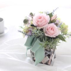 ナチュラル&かわいいお花で楽しむレッスン♪